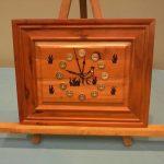 Pheasant clock 1