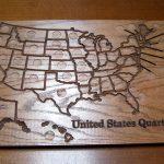 State Quarter board